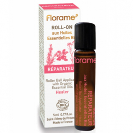 Florame Roll oN arnica 5ml Florame Roll-on huiles essentielles Bio Onaturel.fr