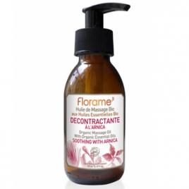 Florame Huile de Massage Décontractante à l'Arnica 125ml Florame Aromathérapie Bio Onaturel.fr