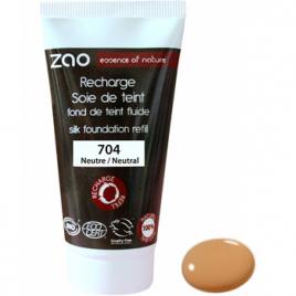 Zao Recharge de Soie de Teint Neutre 30ml Zao Make Up Anti-âge / Beauté Onaturel.fr
