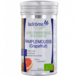 Ladrome Pamplemousse blanc Bio 10ml Ladrome Huiles essentielles Onaturel.fr