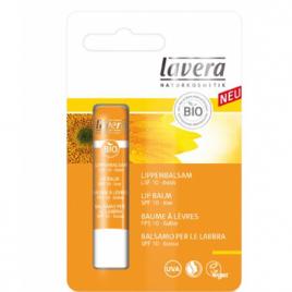 Lavera Baume à lèvres SPF 10 protection Normale 4.5g Lavera Categorie temp Onaturel.fr