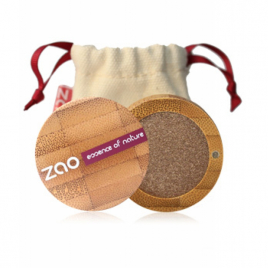 Zao Fard à Paupières 106 Nacré Bronze 3.5g Zao Make Up  Onaturel.fr