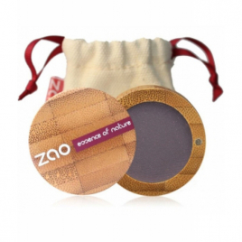 Zao Fard à Paupières 205 Mat Violet Sombre 3g Zao Make Up  Onaturel.fr