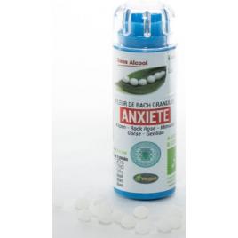 Kosmeo Complexe Fleurs de bach Anxiété 130 granules Macérat aqueux