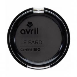Avril Fard à paupières Gris anthracite mat 2.5 g Avril Beauté fards à paupières bio - ombre et crayons paupières Onaturel.fr