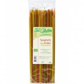 Ma Vie Sans Gluten Spaghetti des Andes sans gluten 250g  Le Coin des Promos Onaturel.fr