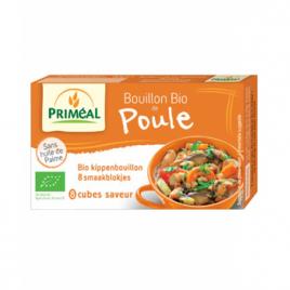 Primeal Bouillon de poule en cube 80g Primeal Le Coin des Promos Onaturel.fr