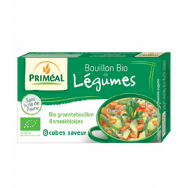 Primeal Bouillon de légumes en cube 72g Primeal