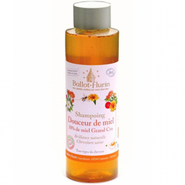 Ballot Flurin Shampoing familial douceur de miel 30% de miel Grand cru 250ml Onaturel