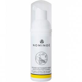 Nominoe Miniature mousse nettoyante visage Ajonc Artichaut Blé noir Genêt 50ml Nominoe Categorie temp Onaturel.fr