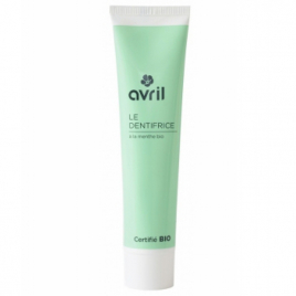 Avril Dentifrice à la Menthe 75ml Avril Beauté Dentifrices bio Onaturel.fr