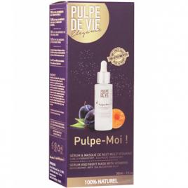 Pulpe De Vie Pulpe Moi sérum et masque de nuit visage Multivitaminé Pulpe d'Argousier 30ml Pulpe De Vie Categorie temp Onatur...