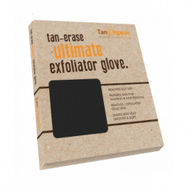 Tanorganic Gant exfoliant Ultimate Gommeur de bronzage