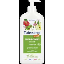 Natessance Shampoing douche Kids Pomme ne pique pas les yeux 500ml