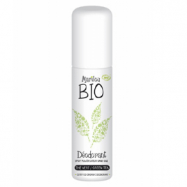 Marilou Bio Déodorant spray Thé vert 75ml