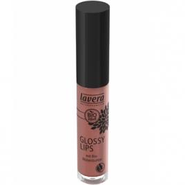 Lavera Gloss à lèvres Noisette nu 12 6.5ml Lavera Anti-âge / Beauté Onaturel.fr