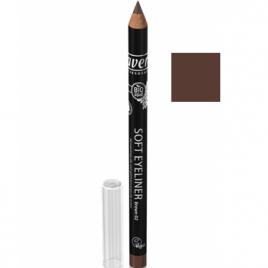Lavera Crayon à paupières Marron 02 1.14g Lavera fards à paupières bio - ombre et crayons paupières Onaturel.fr