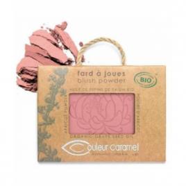 Couleur Caramel Fard à joues n°53 Rose lumière 6g Couleur Caramel Joues bio Onaturel.fr