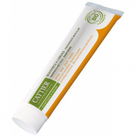 Cattier Dentifrice Dentargile reminéralisant à la Sauge Gencives douloureuses 75ml Cattier Dentifrices bio Onaturel.fr