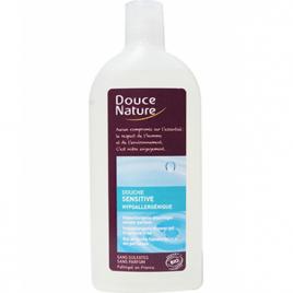Douce Nature Douche sensitive hypoallergénique 300ml Douce Nature Gels douche - bains moussants Onaturel.fr