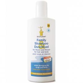 Bioturm Shampooing et gel douche famille 500ml Bioturm