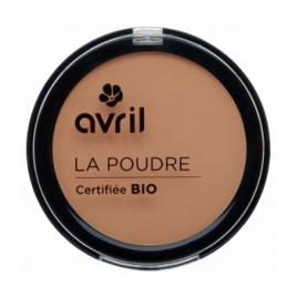 Avril Poudre compacte Abricot 7g Avril Beauté Maquillage bio et Beauté Onaturel.fr