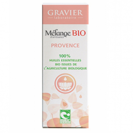 Gravier Mélange Provence pour diffuseur 30ml Gravier Parfum d'ambiance Onaturel.fr