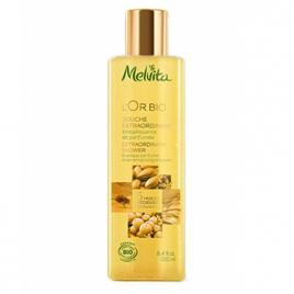 Melvita L'Or Douche Extraordinaire aux 5 huiles précieuses 250ml Melvita Gels douche - bains moussants Onaturel.fr