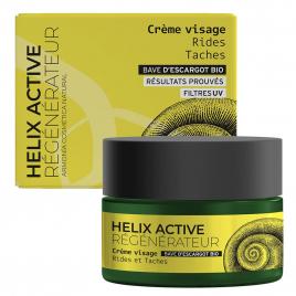 Armonia Crème de jour régénératrice à la bave d'escargot 50ml Armonia Soins anti-âge Bio Onaturel.fr