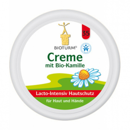 Bioturm Crème à la Camomille pot 100ml Bioturm Crèmes corporelles bio Onaturel.fr