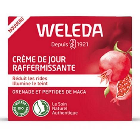 Weleda Crème de jour raffermissante à la Grenade 30ml Weleda Crèmes anti-âge Bio Onaturel.fr