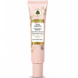 Sanoflore Rosa Angelica velouté d'éveil peau normale à sèche 40ml Sanoflore Categorie temp Onaturel.fr
