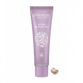 Benecos BB Crème Beige Clair 8 en 1 30ml Benecos
