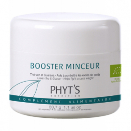 Phyts Booster minceur bio 80 Végélules 34g Phyts Categorie temp Onaturel.fr