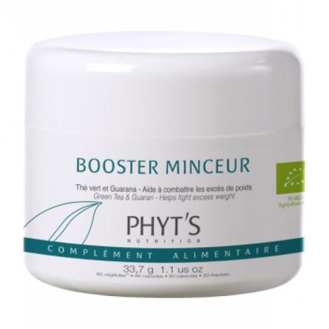 Phyts Booster minceur bio 80 Végélules 34g