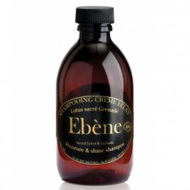 Hégor Ebene Shampooing crème lait Lotus sacré et Pomegranade 250 ml Hégor Shampooings Bio et Soins capillaires Onaturel.fr