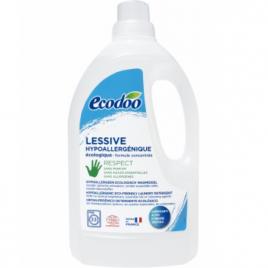 Ecodoo Lessive Hypoallergénique Respect 1.5L Ecodoo Lessives Bio Onaturel.fr