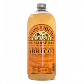 Oleanat Savon liquide Huile d'Abricot 1L