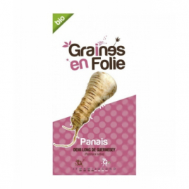 Graines En Folie Graines de Panais demi long de Guernesey