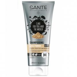 Sante Shampoing à l'Argile blanche antipelliculaire 200ml
