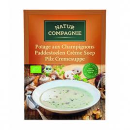 Natur Compagnie Potage aux champignons 40g Natur Compagnie Shampooings Bio et Soins capillaires Onaturel.fr