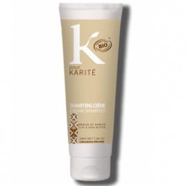 K Pour Karité Shampoing crème Argile et Karité 200g