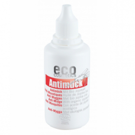 Eco Cosmetics Anti moustiques Huile de Jojoba 50ml
