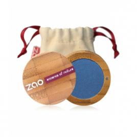 Zao  Fard à Paupières 120 Nacré Bleu Roi 3g