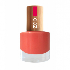 Zao Vernis à ongles 656 Corail 8ml Zao Make Up