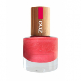 Zao Vernis à ongles 657 Rose Fuschia 8ml Zao Make Up