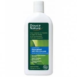 Douce Nature Shampooing Equilibrant anti pelliculaire Sauge Tea Tree 300ml Douce Nature Shampooings Anti-pelliculaires Onatur...