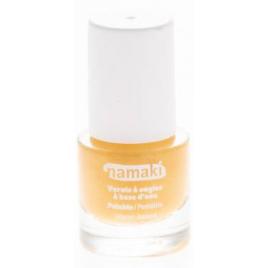 Namaki Vernis à ongles pour enfants base eau 01 Or 7.5ml Namaki