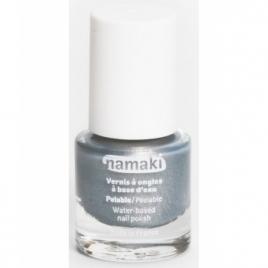 Namaki Vernis à ongles pour enfants base eau 06 Argent 7.5ml Namaki