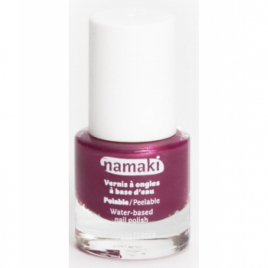 Namaki Vernis à ongles pour enfants base eau 03 Framboise 7.5ml Namaki